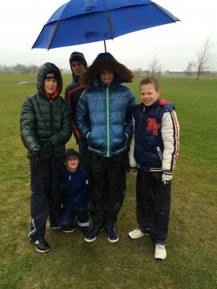 Ons regen-toernooi!