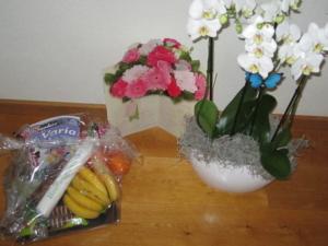 bloemen voor Jaap